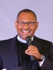 Rev. Dr. Gemechis Buba